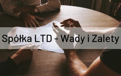 Spółka LTD – Wady i Zalety